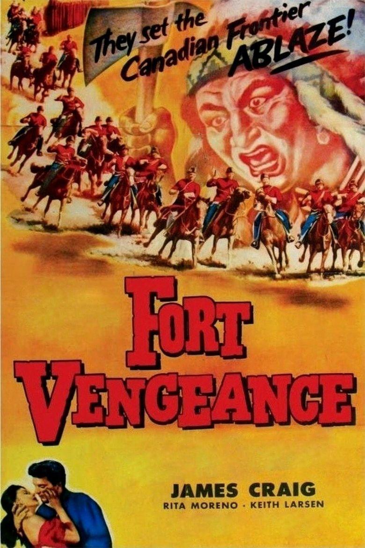 Fort Vengeance Poster