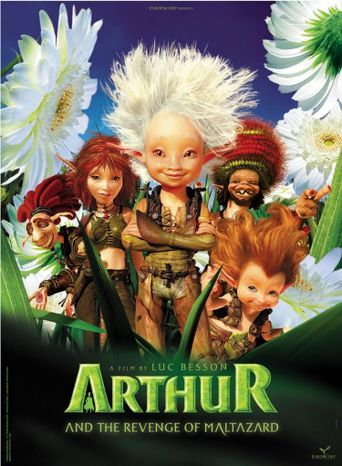 Watch Arthur and the Revenge of Maltazard