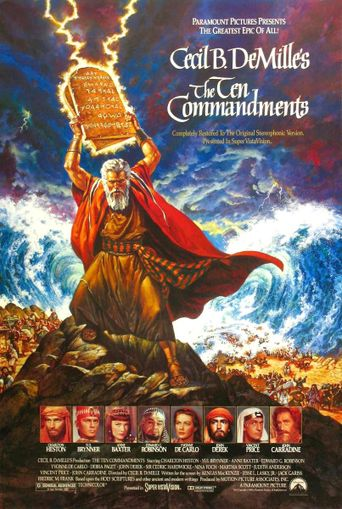 Watch The Ten Commandments
