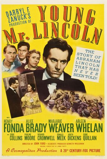 Watch Young Mr. Lincoln
