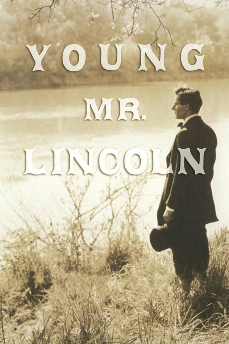 Young Mr. Lincoln Poster