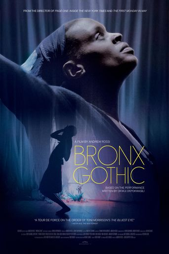 Bronx Gothic Poster