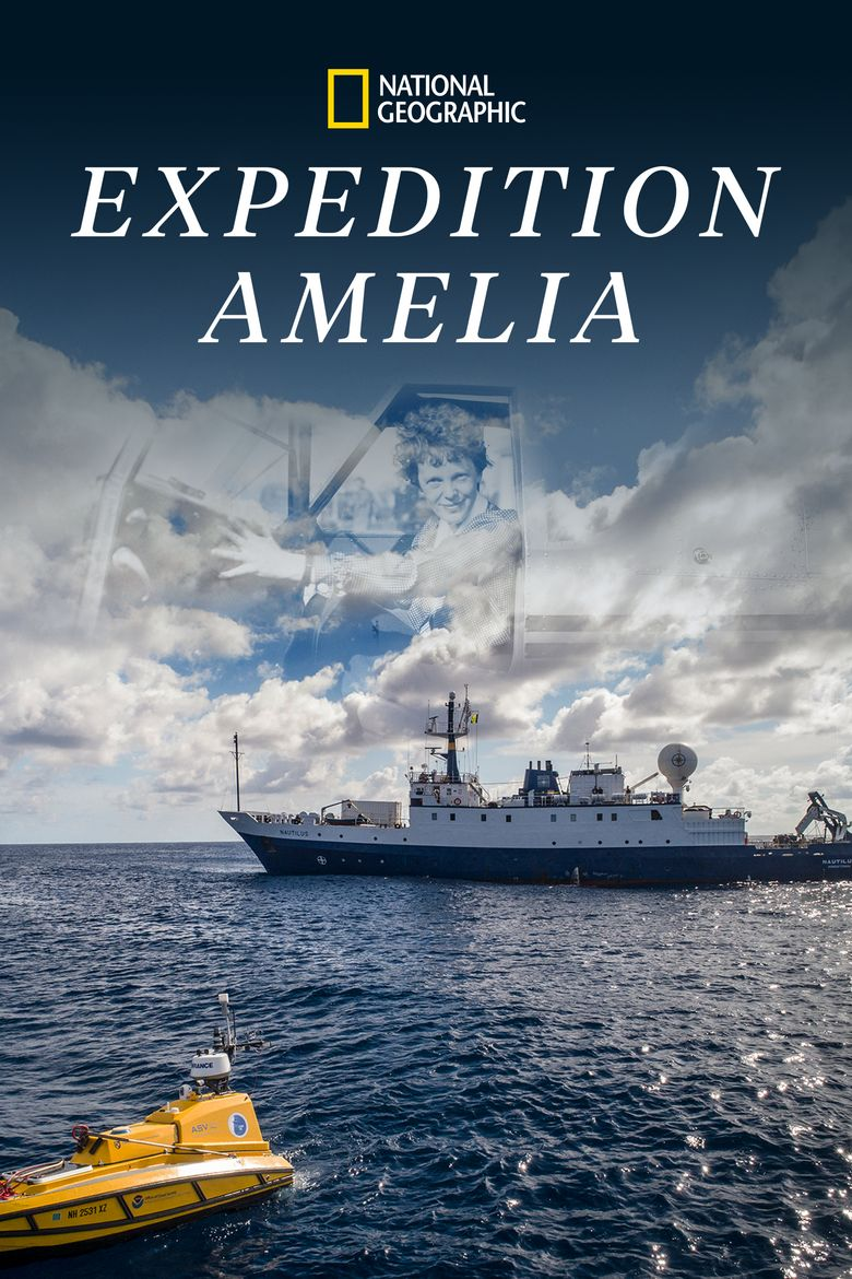 Expedition Amelia Poster