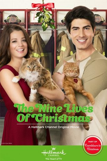 The Nine Lives of Christmas Poster