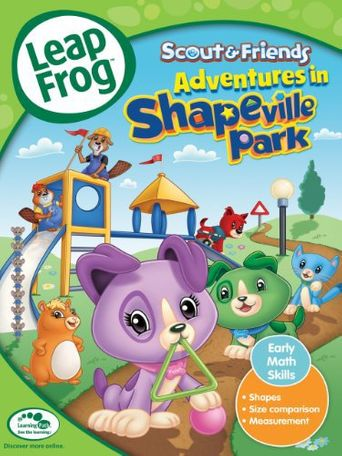 LeapFrog: Adventures in Shapeville Park Poster