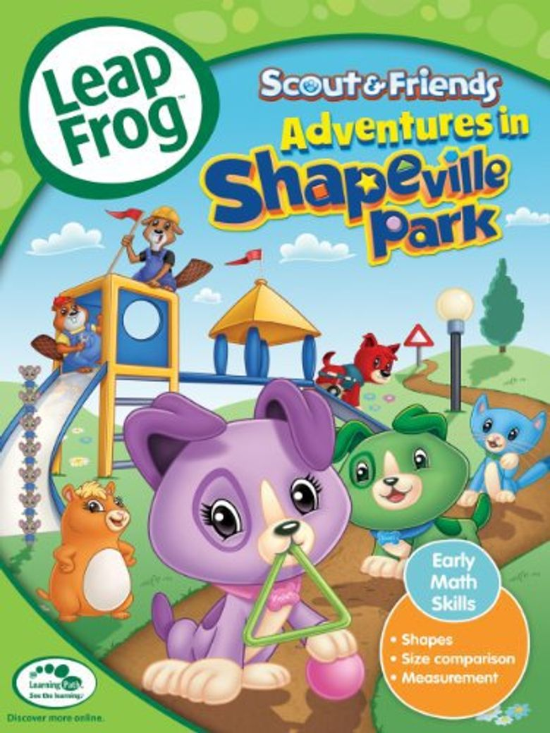 LeapFrog: Adventures in Shapeville Park Poster