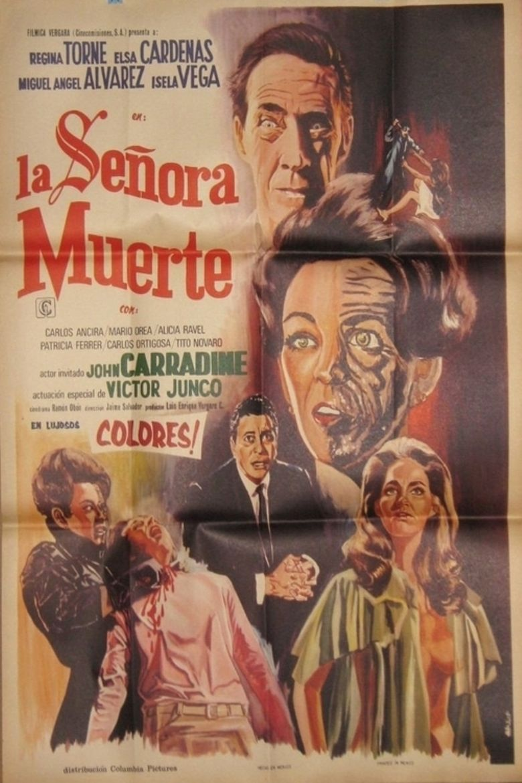 Madame Death Poster