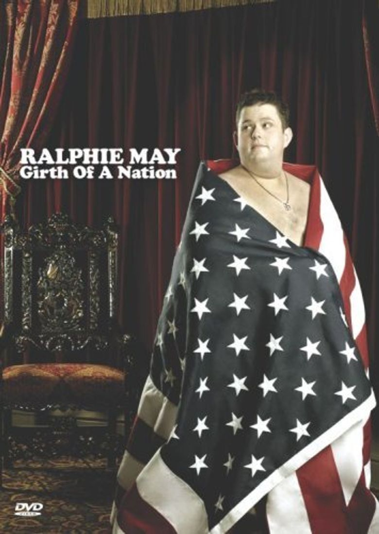 Ralphie May: Girth of a Nation Poster