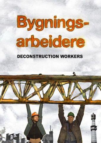 Bygningsarbeidere Poster