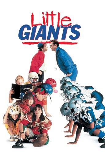 Little Giants Poster