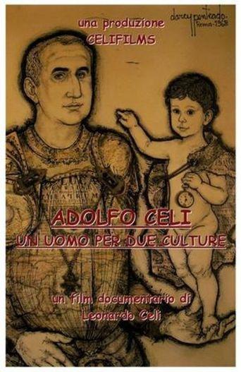 Adolfo Celi, un uomo per due culture Poster