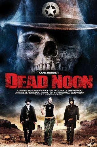 Dead Noon Poster