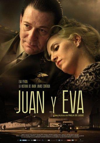 Juan y Eva Poster