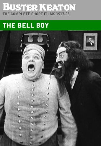 The Bell Boy Poster