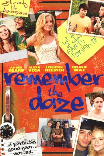 Remember the Daze Poster