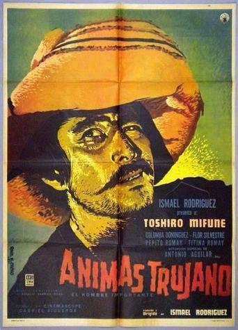 Ánimas Trujano Poster
