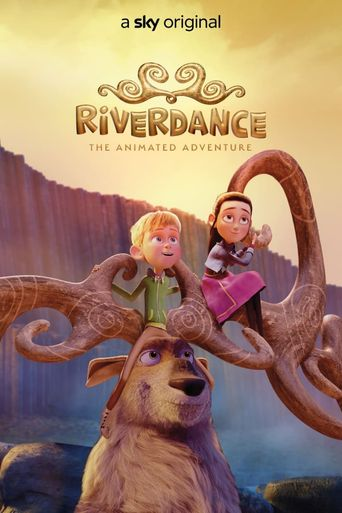 Riverdance: The Animated Adventure Poster