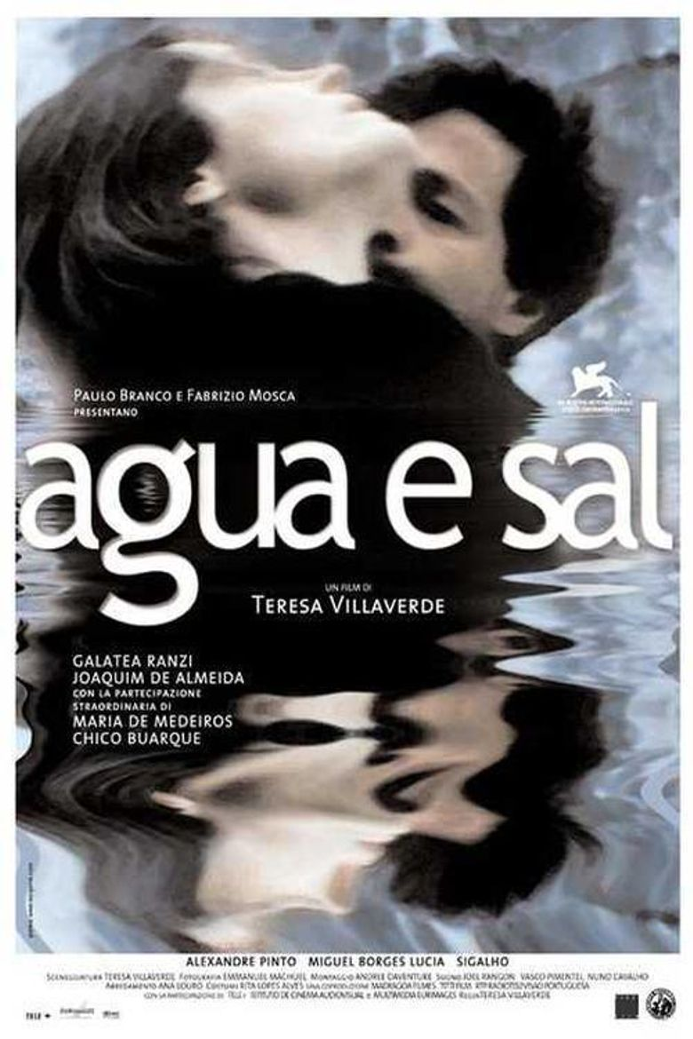 Water and Salt Poster