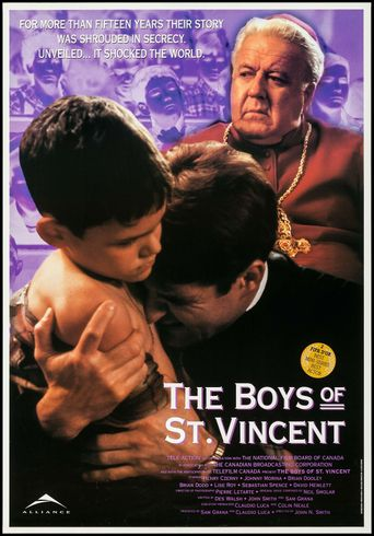 The Boys of St. Vincent Poster