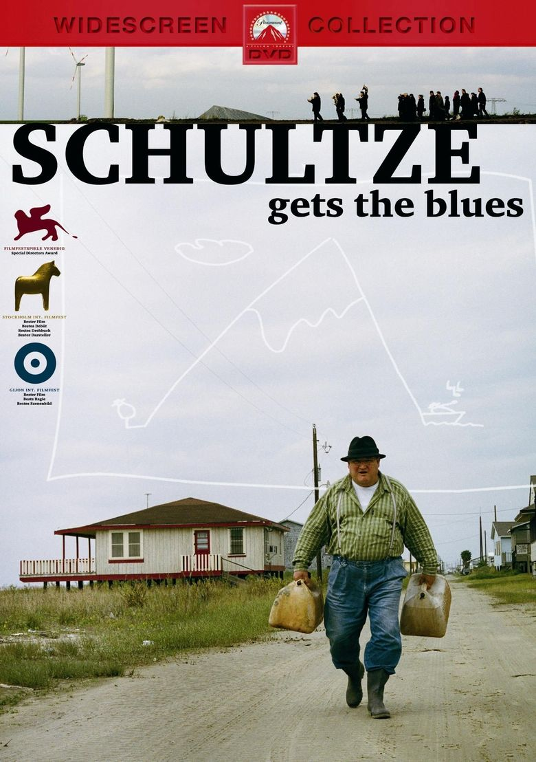 Schultze Gets the Blues Poster