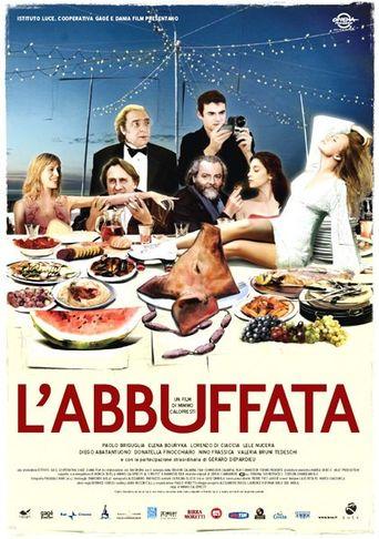 L'abbuffata Poster