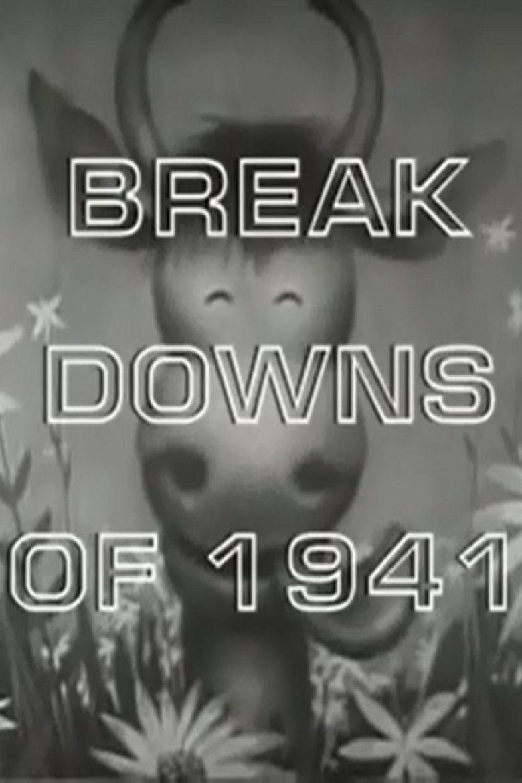 Breakdowns of 1941 Poster