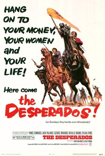 The Desperados Poster