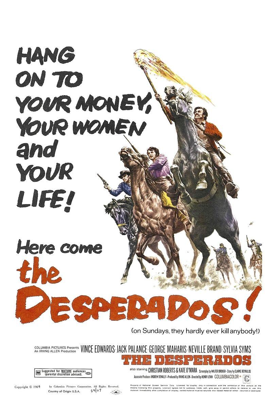 The Desperados Poster