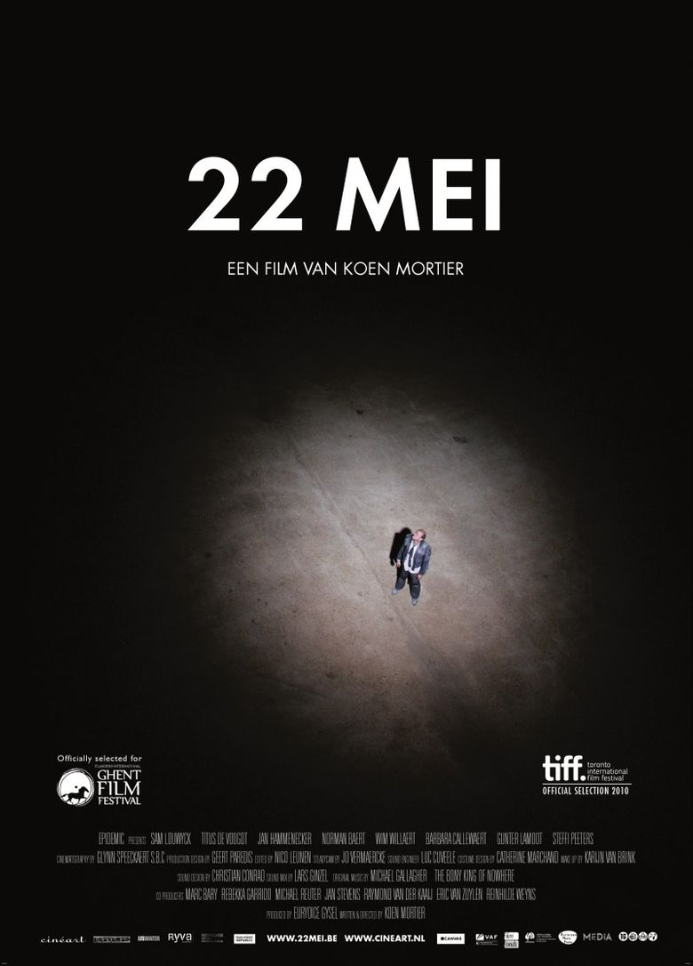 22nd of May Poster