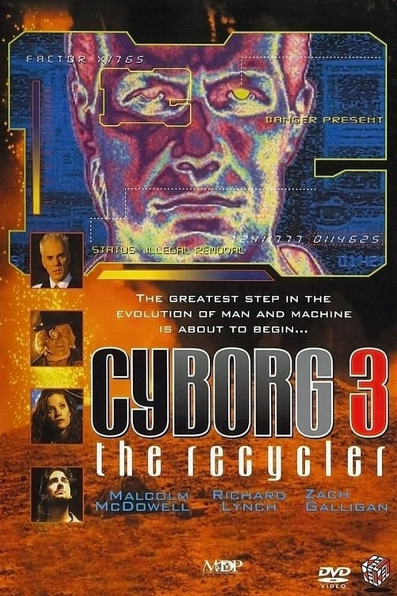 Cyborg 3: The Recycler Poster