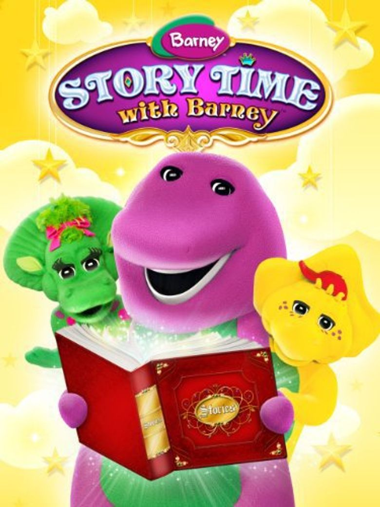Barney: Storytime with Barney Poster