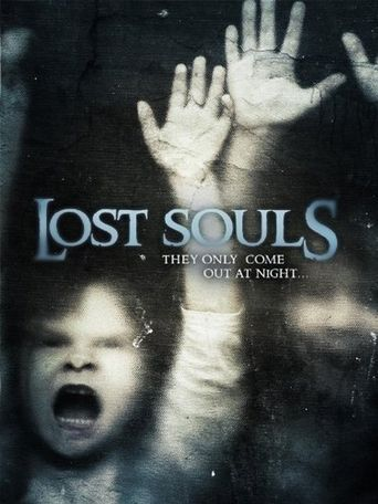 Nightworld: Lost Souls Poster