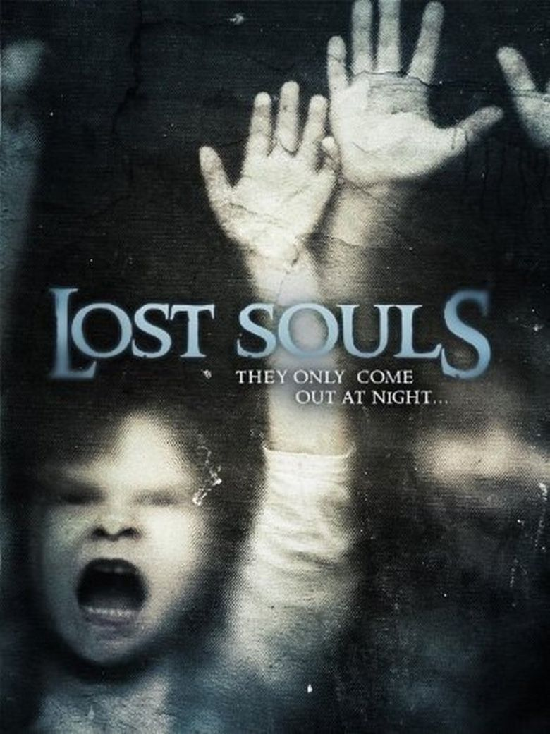 Nightworld: Lost Souls Poster