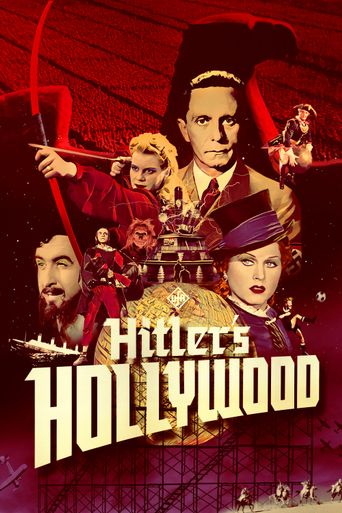 Hitler's Hollywood Poster