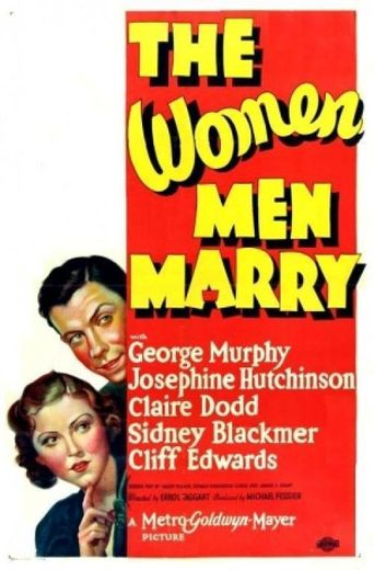 The Women Men Marry Poster