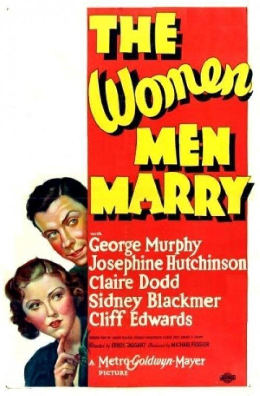 The Women Men Marry Poster