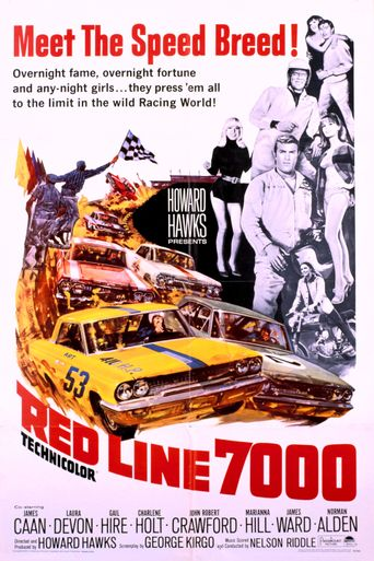 Red Line 7000 Poster