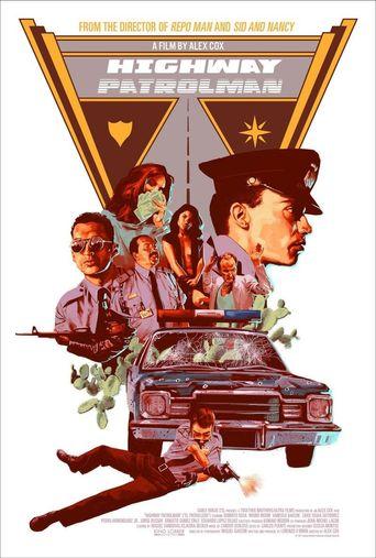 Highway Patrolman Poster