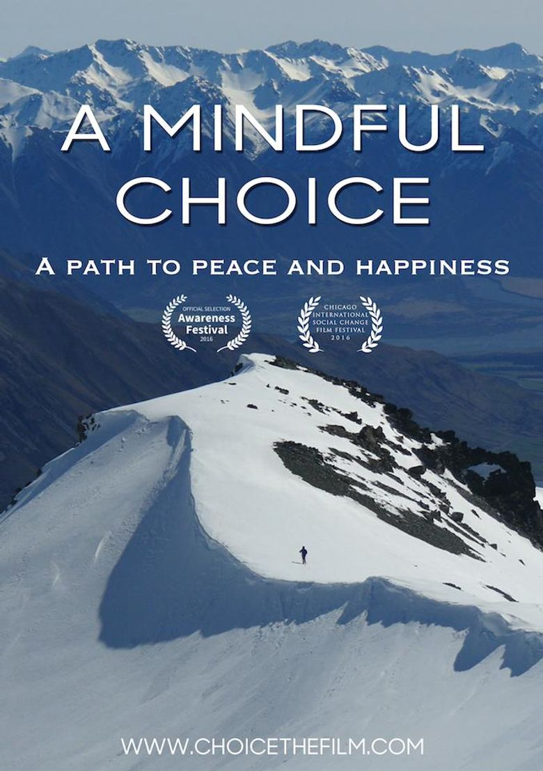 A Mindful Choice Poster
