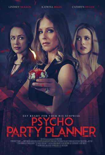 Psycho Party Planner Poster