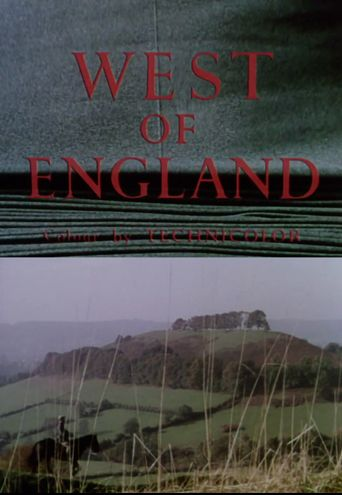 West of England Poster