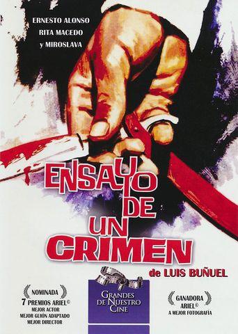 The Criminal Life of Archibaldo de la Cruz Poster