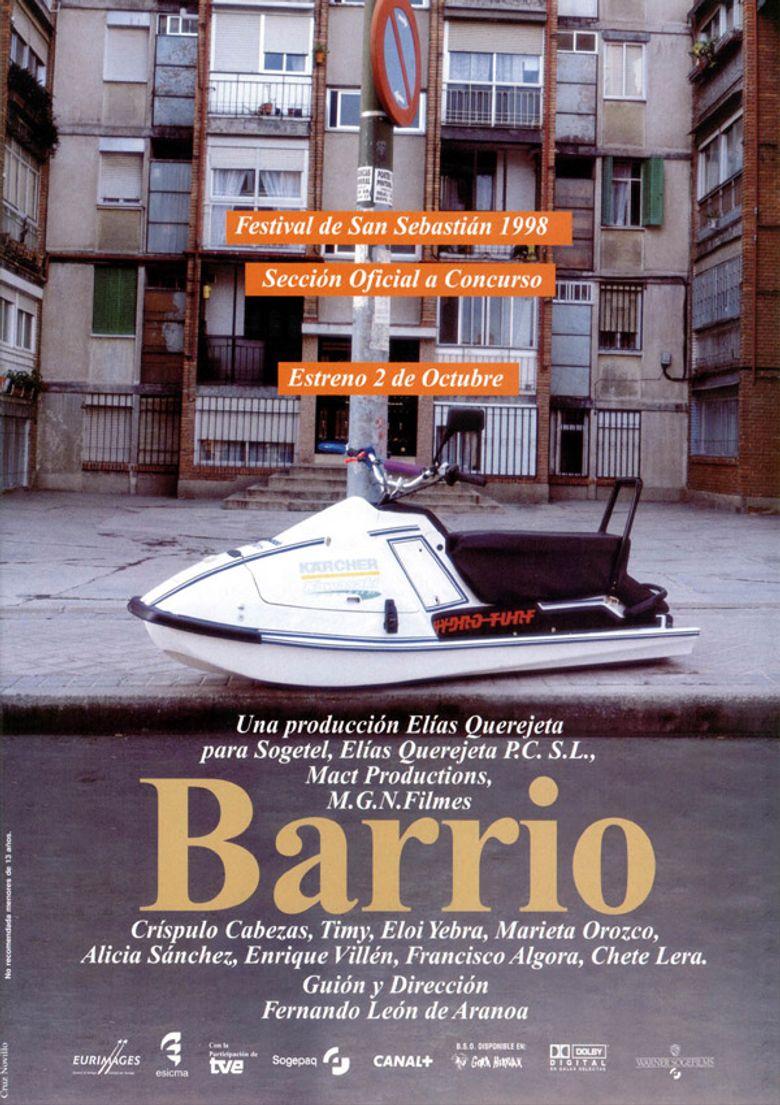 Barrio Poster
