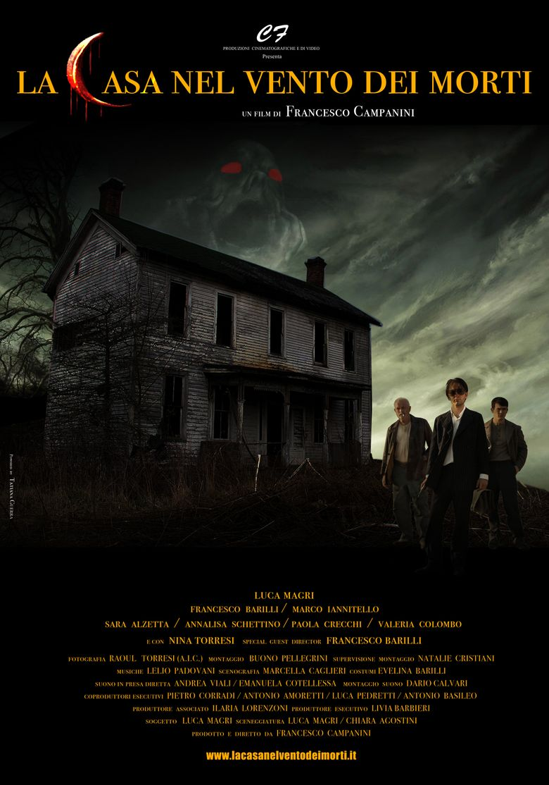 The House in the Wind of the Dead Poster