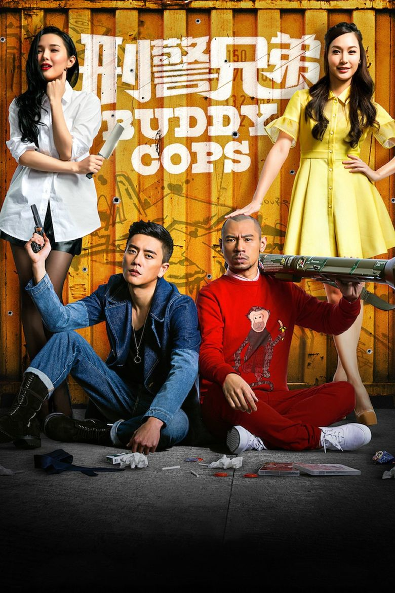 Buddy Cops Poster