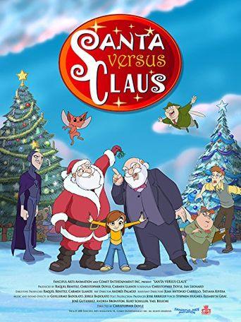 Santa vs. Claus Poster