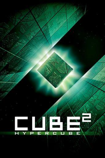 Cube 2: Hypercube Poster