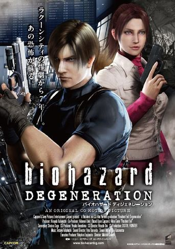 Watch Resident Evil: Degeneration