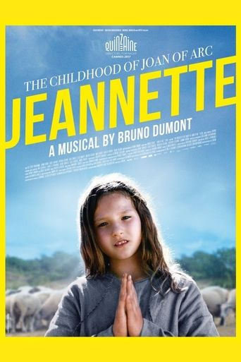 Jeannette: The Childhood of Joan of Arc Poster