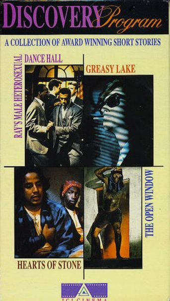 Greasy Lake Poster
